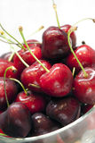Heap of cherrie Stock Photography