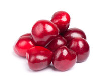 Heap of cherries Royalty Free Stock Image
