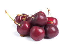 Heap of cherries Royalty Free Stock Photo