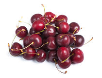 Heap of cherries Royalty Free Stock Photography
