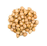 Heap of chickpeas Royalty Free Stock Photography
