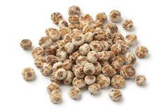 Heap of Chufa nuts Stock Images