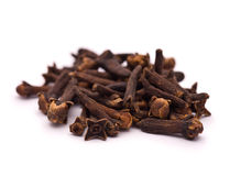 Heap of Cloves Stock Image