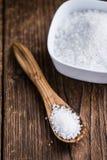 Heap of Coarse Salt royalty free stock photos
