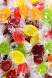 Heap of colorful candies as background, too many sweets Royalty Free Stock Image