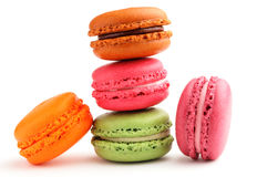 Colorful Macaron Royalty Free Stock Photos