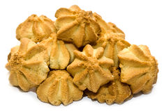 Heap of cookie Royalty Free Stock Photography