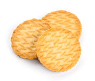 Heap of cookies Stock Photography