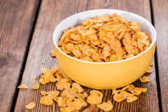 Heap of Cornflakes Royalty Free Stock Image