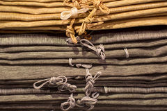 Heap of cottons Stock Image