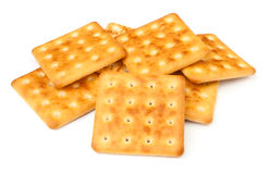 Heap of crackers Royalty Free Stock Photography