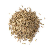 Heap of cumin Stock Photo