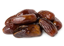 Heap of dates Stock Image