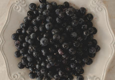 Heap of delicious berries Royalty Free Stock Photography