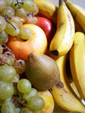 heap of different fruits Royalty Free Stock Photography