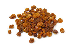 Heap of dried Cape gooseberries Royalty Free Stock Photos