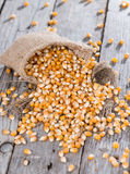 Heap of dried Maize Royalty Free Stock Image
