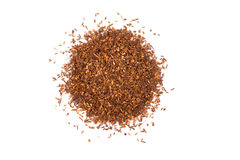 Heap of dry rooibos tea Royalty Free Stock Images