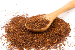 Heap of dry rooibos tea Royalty Free Stock Photo
