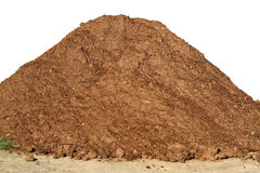 Heap of Dung Stock Photography