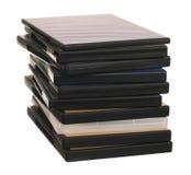 Heap of DVD Stock Photos
