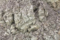 Heap of earth detail Royalty Free Stock Image