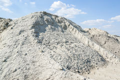 Heap of earth Royalty Free Stock Image
