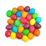Heap of easter eggs Royalty Free Stock Photography