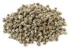 Heap of elite oolong tea Stock Photography