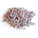 Heap Of Euro Banknotes (The Best Conceptual Business Picture). 1st Version Stock Photo