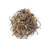 Heap of famous dian hong yunnan tea Stock Images