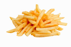 A heap of french fries Royalty Free Stock Images