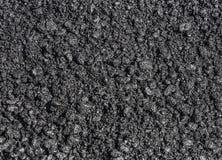 Heap of fresh asphalt Royalty Free Stock Image