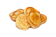 Heap of fritters Royalty Free Stock Photography