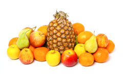 Heap of fruits Royalty Free Stock Photography