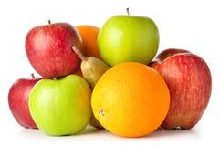 Heap of fruits Royalty Free Stock Photos