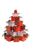 Heap of gifts Stock Images