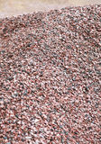 Heap of gravel Royalty Free Stock Photography