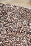 Heap of gravel Royalty Free Stock Image