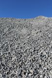 Gravel at Stone Quarry Royalty Free Stock Image
