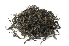 Heap of green tea Royalty Free Stock Images