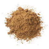 Heap of ground five-spice powder Royalty Free Stock Photos