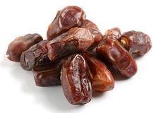 Heap of high quality dates Royalty Free Stock Photography