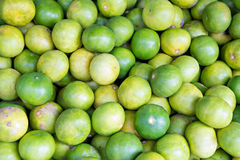 Heap of limes Stock Images