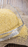 Heap of Millet Stock Image