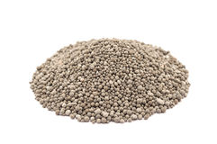 Heap of mineral fertilizers Royalty Free Stock Photos