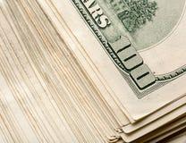Heap of money Stock Photo