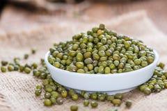 Heap of Mung Beans Stock Images
