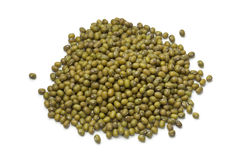Heap of Mung beans Stock Photography