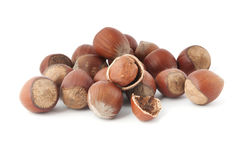 Heap of nuts Royalty Free Stock Image